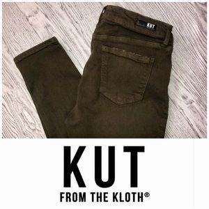 Kut from the Kloth | Olive Mia Toothpick (Sz 8)
